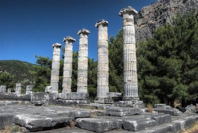Priene-Temple-