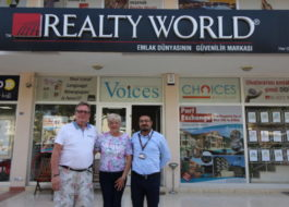 Start 2017 with Realty World, Didim