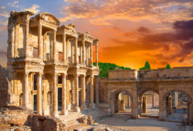New effort to reunite Ephesus with the sea